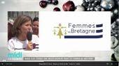 Marie ELOY et Femmes de Bretagne sur France 3