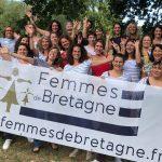 06/09/2018 - Le Télégramme - Rentrée des Coordinatrices Femmes de Bretagne