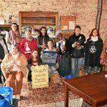 Pour les Fêtes, les Femmes de Bretagne exposent à l'abbaye Notre Dame de Bon Repos
