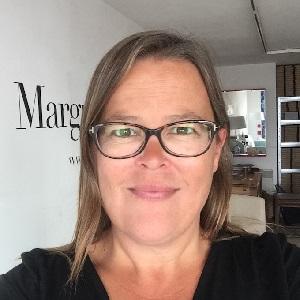 Gaële LE NOANE, fondatrice de Marguerite & Cie à Lesconil (29)