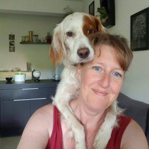 Emmanuelle CORBEL, fondatrice d'« Emm'Animaux56 » près d'Auray (56)