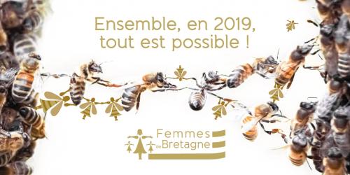 Ensemble en 2019 tout est possible !