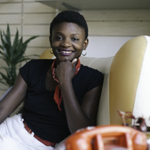 Irelle KOUAKOU, fondatrice du Reuz, Vannes (56)