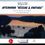 4/04/2019 - La Roche Bernard - Rencontre Afterwork Réseau&Partage