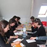 """24/04/2019 - Saint-Brieuc - Atelier """"Utiliser son intuition dans sa prise de décision"""""""