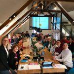 25/04/2019 - Vannes - Rencontre déjeuner entre Femmes de Bretagne