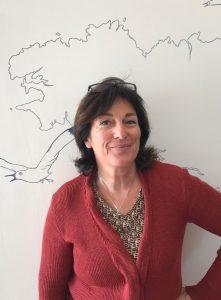 Marie Rio, co-gérante de Ker Feuchidoul (56) « Avec Femmes de Bretagne,j'ai surfé sur une planche de soutien »