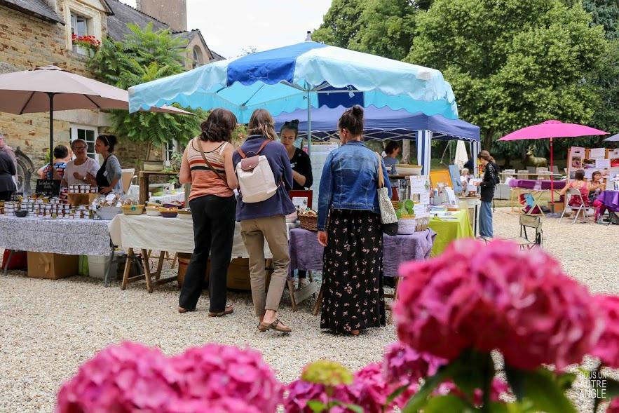 Les Z'Estivales, le marché d'été des Femmes de Bretagne – 30 Juin 2019