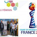 17/06/2019 - FdB et la SNCF au Féminin ensemble autour de la Coupe du Monde féminine de Foot!