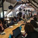 """3/06/2019 - La Roche Bernard - Atelier """"PITCHER: Exprimer votre idée, votre projet, votre passion avec clarté, énergie et conviction"""""""""""