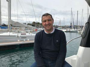 Xavier Bourhis: entre terre et mer, la constance et l'énergie