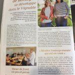 Vignoble Nantais : Femmes de Bretagne se développe au sud de Nantes!