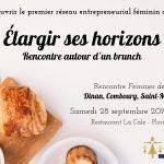 28/09/2019 - Plouer Sur Rance - Méga rencontre Dinan-Dinard-Combourg-Saint-Malo!
