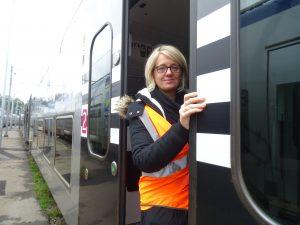 A 140 km/h avec Aurélie Gilot, conductrice de trains