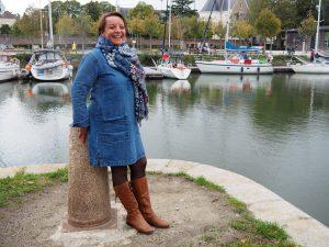Chrystelle Antoni Elle soigne les maux grâce à l'Olfactothérapie®