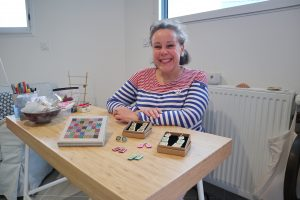 3 questions à Caroline Schabaver de MILAË Broderies