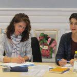 Nouvelle coordination Femmes de Bretagne à MARTIGNE-FERCHAUD