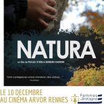 10/12/19 - Rennes - Projection du documentaire NATURA réalisée par Pascale d'Erm