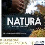 28/11/19 - Brest - Projection du documentaire NATURA de Pascale d'Erm