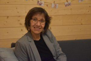 Sandrine Sérot-Martin. (Re)Tisseuse de liens entre enfants et parents