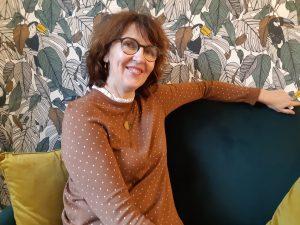 Sylvie Guyot-Reine, à la recherche d'un équilibre de vie…