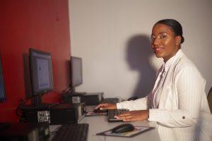 Samienti Said Ylang Events & Cyber «Pour entreprendre, il faut beaucoup d'engagement »