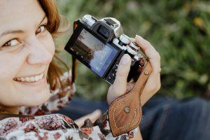 Fanny Ingold Photographe «Je gagne moins qu'avant mais j'ai une meilleure qualité de vie»