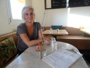 Rencontre aux petits oignons, avec Fabienne Dolivet
