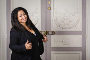 Leslie Marel Co-gérante et co-fondatrice de Biomarel «Au pire on réussit, au mieux on apprend!»