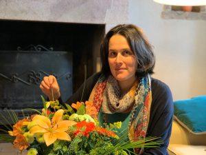 Solenn Rouxel. Un brin entrepreneure