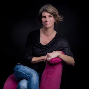 Sarah Simonnet, coordinatrice bénévole du réseau « Femmes de Bretagne»  de la première heuredans le Pays de Lorient.