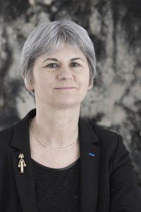 Sylvie Cheynel Présidente du directoire du groupe AlterEos «Les réseaux féminins sont ressourçants!»
