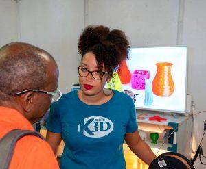 Estelle HILAIRE Associée chez Karaib3D «Il existe encore peu de femmes exerçant des métiers d'ingénieur»