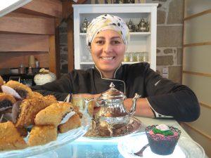 Bochra Kachi, des gourmandises sous influences
