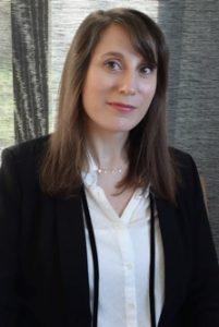 Sandrine Queignec «Je suis heureuse quand je me lève le matin»
