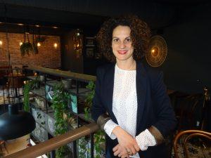 Elena Mañeru pétille d'idées en ressources humaines