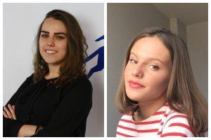 """""""3 questions à Eva Gaudin et Keren-Ann Mazodier,  stagiaires chez Femmes de Bretagne"""""""