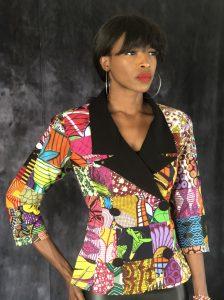 Coura Le Ricousse, styliste : « Quand tu es passionnée, tu t'accroches ! »
