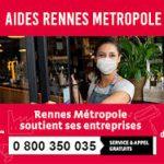 RENNES - COVID 19 -  Dispositifs d'Aide d'urgence