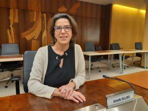 Armelle Billard, conseillère départementale déléguée à l'égalité femmes-hommes
