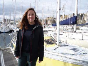 Sasha Lanièce, une navigatrice engagée pour la mixité professionnelle