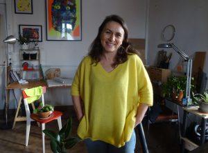 Claire Sourget met la curiosité au cœur de tout projet